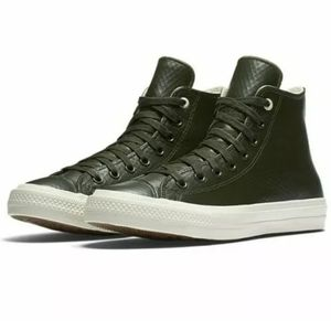 Converse All Star II With Lunarlon Hi Top Sneakers